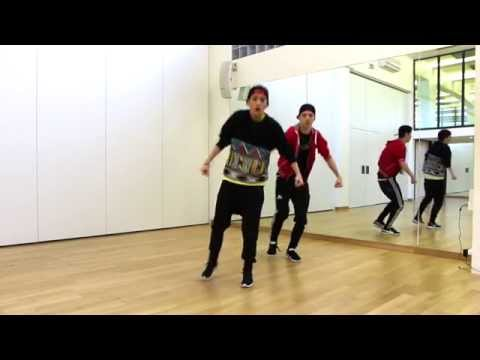Dance Class – Intermediaries+avancés – No Type – Rae Sremmurd – Tuto