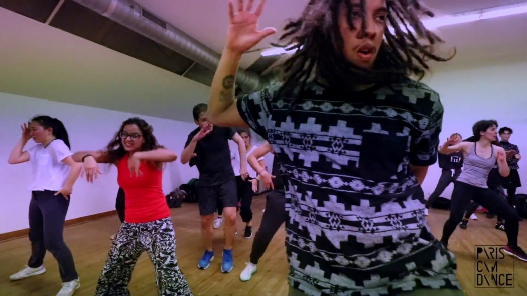 Questions – Chris Brown – Amalia Salle choreography